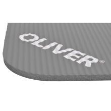 Oliver Fitness Trainingsmatte 180x60cm grau