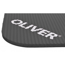 Oliver Fitness Trainingsmatte 180x60x1cm anthrazit