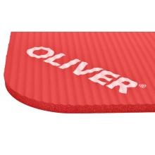 Oliver Fitness Trainingsmatte 140x60x1cm rot