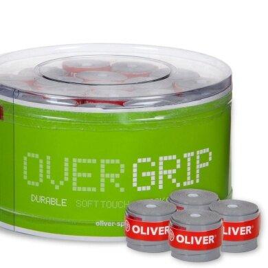 Oliver Overgrip grau 60er Box