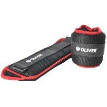 Oliver Fitness Gewichtsmanschetten Prime 2x 1,5kg Set
