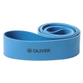 Oliver Fitness Widerstandsband Strongband -extra stark- blau 100cm/6,35cm