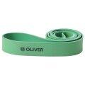 Oliver Fitness Widerstandsband Strongband -stark- grün 100cm/4,45cm