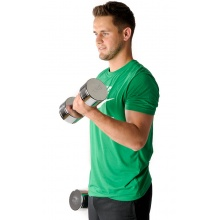 Oliver Fitness Hanteln Chrom 6,0kg Set
