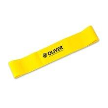Oliver Fitness Widerstandsband -leicht- gelb 27,5cm/0,04cm