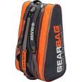 Oliver Racketbag Gearbag grau/orange