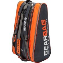 Oliver Racketbag Gearbag 2018 grau/orange