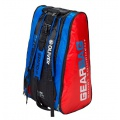 Oliver Racketbag Gearbag 2016 rot/blau
