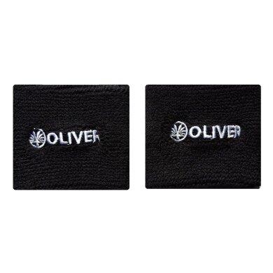 Oliver Schweissband Standard schwarz 2er