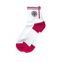 Oliver Indoorsocke Sport weiss/rose Damen