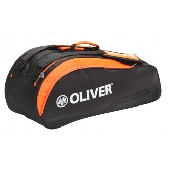Oliver Racketbag Top Pro schwarz/orange