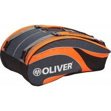 Oliver Racketbag Triple XL 2018 grau/orange