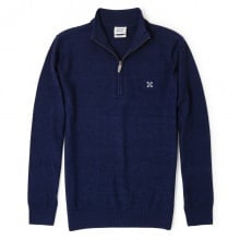 Oxbow Pullover 1/2 Zip Pumpston 2017 marine Herren