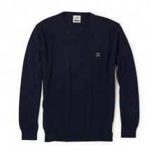 Oxbow Sweater V-Neck 2017 marine Herren
