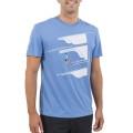 Oxbow Tshirt Tesca blau Herren