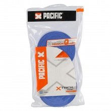 Pacific xTack Pro 0.55mm Overgrip 30er blau