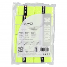 Pacific Overgrip xTack Pro Perfo 0.55mm lime 12er