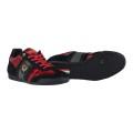 Pantofola d´Oro Imola Scudo Patent Low 2019 schwarz/rot Sneaker Herren