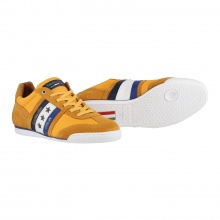 Pantofola d´Oro Imola Canvas Low 2020 curry Sneaker Herren