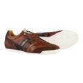 Pantofola d´Oro Vasto Low 2017 braun/navy Sneaker Herren