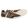 Pantofola d´Oro Ascoli Piceno Low braun Sneaker Herren
