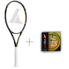Pro Kennex Kinetic Q+5 290g 2017 Tennisschläger + gratis SET - unbesaitet -