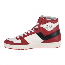 Pony City Wings Mid 2018 weiss/rot Sneaker Herren