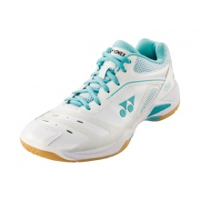 Yonex SHB Power Cushion 65 X 2019 weiss/mint Badmintonschuhe Damen
