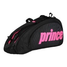 Prince Racketbag Tour Future 2019 schwarz/pink 6er