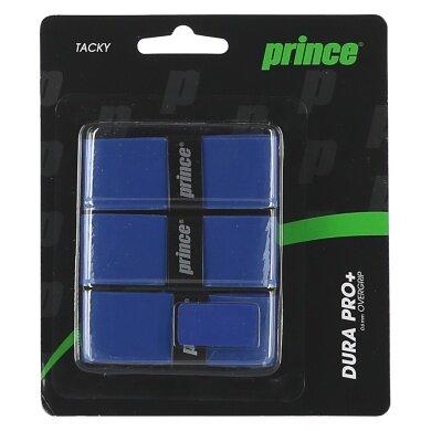Prince Dura Pro+ Overgrip 3er blau