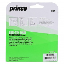 Prince Basisband Resi Tex Tour 1.8mm weiss