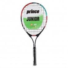 Prince Tour 26 schwarz/rot Junior-Tennischläger (11-14 Jahre) - besaitet -