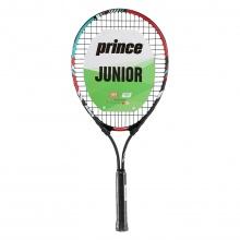 Prince Tour 25 schwarz/rot Kinder Tennischläger (9-12 Jahre)