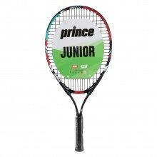Prince Tour 23 schwarz/rot Kinder Tennischläger (7-10 Jahre)