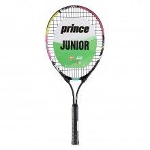 Prince Pink 26 schwarz/pink (11-14 Jahre) Kinder-Tennischläger - besaitet -