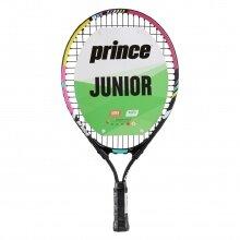 Prince Pink 19 schwarz/pink Kinder Tennischläger (2-4 Jahre)