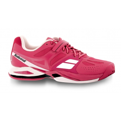 Babolat Propulse 5 BPM Allcourt 2015 rose Tennisschuhe Damen