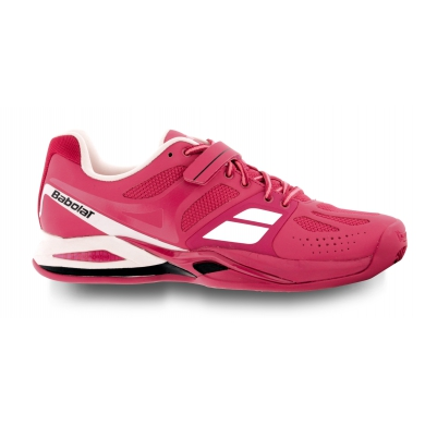 Babolat Propulse 5 BPM CLAY 2015 rose Tennisschuhe Damen