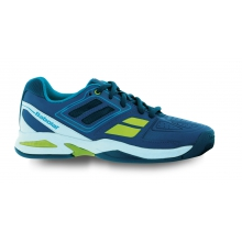 Babolat Propulse TEAM BPM Allcourt blau Tennisschuhe Kinder