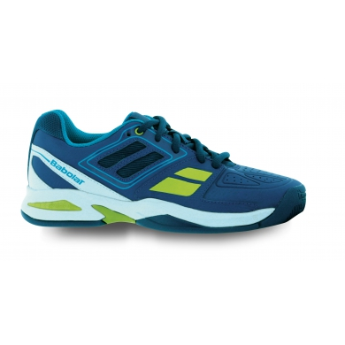 Babolat Propulse TEAM BPM Allcourt 2015 blau Tennisschuhe Kinder