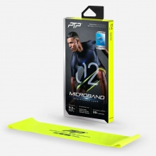 PTP Widerstandsband (Microband) - light - lime 5,3kg