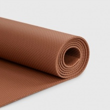 PTP Fitness-/Yogamatte Elementary 3mm braun