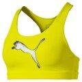 Puma Bra 4Keeps gelb Damen