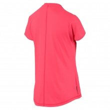 Puma Shirt Cat 2019 pink/weiss Damen