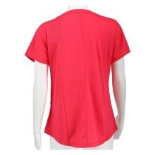 Puma Shirt Cat 2019 pink/silber Damen