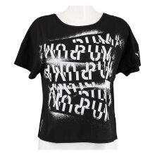 Puma Shirt HIT Feel It 2019 schwarz Damen