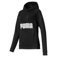 Puma Hoodie Fav 2019 schwarz Damen