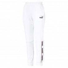Puma Pant Amplified 2019 weiss Damen