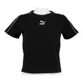 Puma Shirt Classic Tight 2019 schwarz Damen