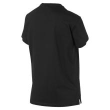 Puma Shirt Classic Logo 2019 schwarz Damen